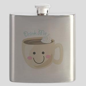 Drink Me Flask