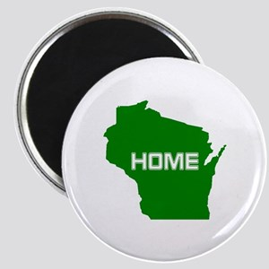 Wisconsin is Home Magnet