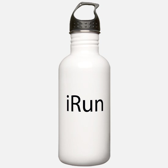 iRun (blue) Water Bottle