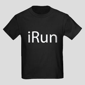 iRun (blue) T-Shirt