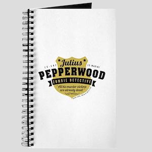 New Girl Julius Pepperwood Journal