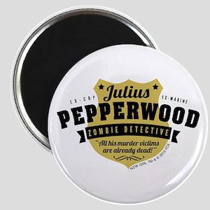 New Girl Julius Pepperwood Magnet