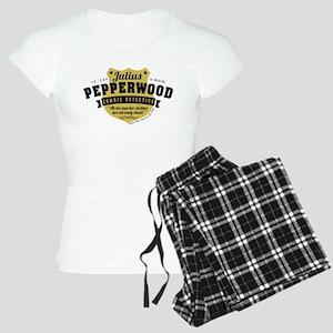 New Girl Julius Pepperwood Women's Light Pajamas