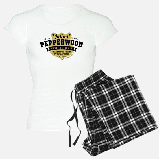 New Girl Julius Pepperwood Pajamas
