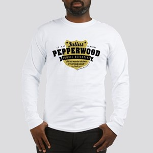 New Girl Julius Pepperwood Long Sleeve T-Shirt