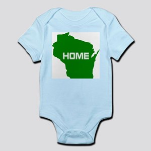 Wisconsin is Home Body Suit