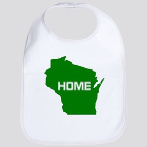 Wisconsin is Home Bib