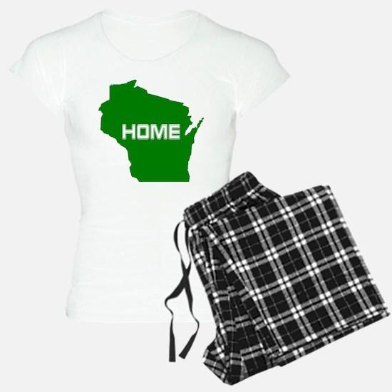Wisconsin is Home Pajamas