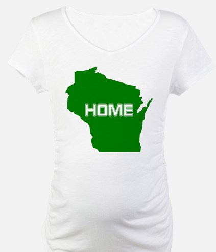 Wisconsin is Home Shirt