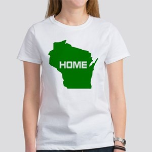 Wisconsin is Home T-Shirt