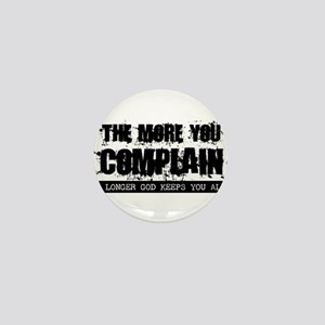 complain Mini Button
