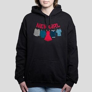 New Girl Laundry Women's Hooded Sweatshirt