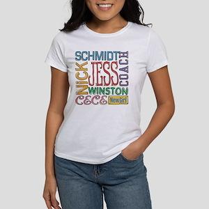 New Girl Names Women's T-Shirt