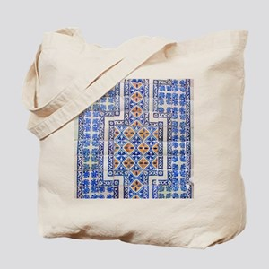 Mexican Tilework Tote Bag