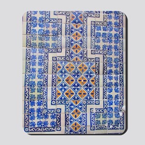 Mexican Tilework Mousepad