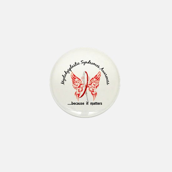 MDS Butterfly 6.1 Mini Button