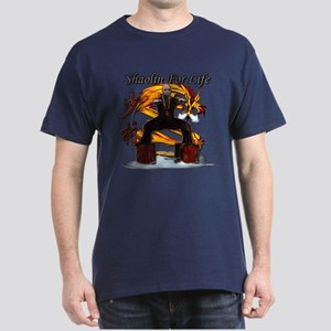 Shaolin Kanji Dragon Monk Men's T-Shirt