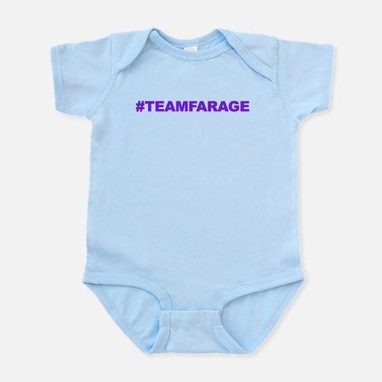 Team Farage Body Suit