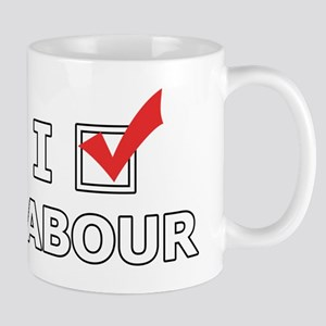 I Vote Labour Mugs