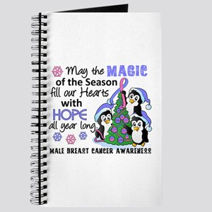 Holiday Penguins Male Breast Cancer Journal