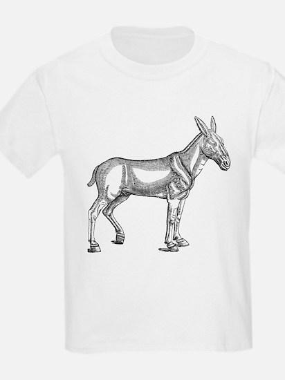 Mule Donkey Vintage T-Shirt