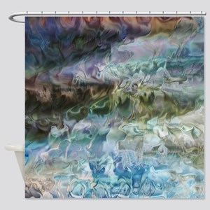 Stonefall Shower Curtain