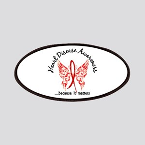 Heart Disease Butterfly 6.1 Patch