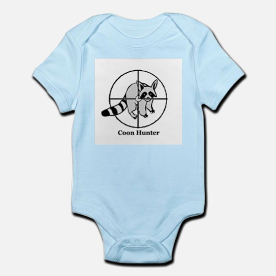 Coon Hunter Infant Bodysuit