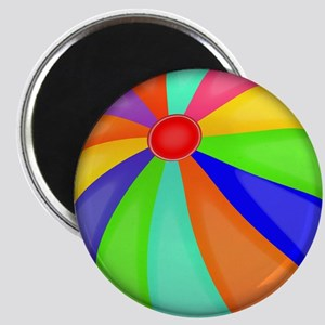 Colorful Beach Ball Magnets