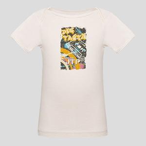 Retro Big Tasty Organic Baby T-Shirt