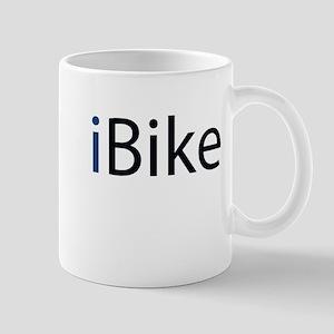 ibike (blue) Mug