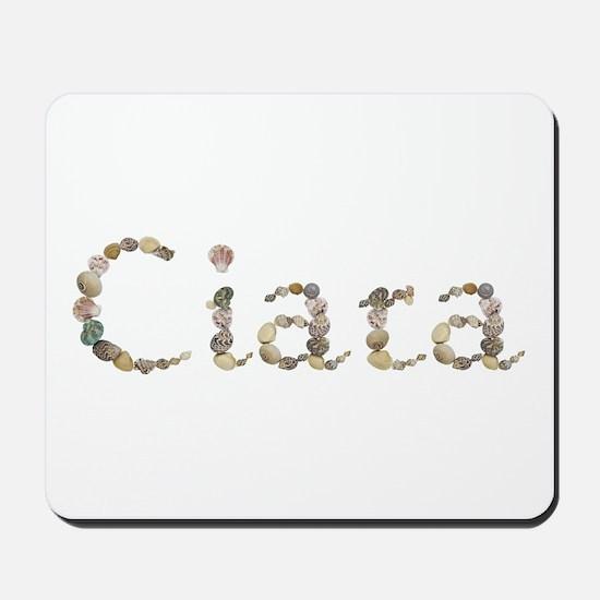Ciara Seashells Mousepad