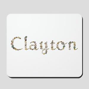 Clayton Seashells Mousepad