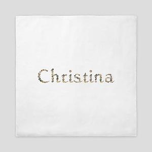 Christina Seashells Queen Duvet