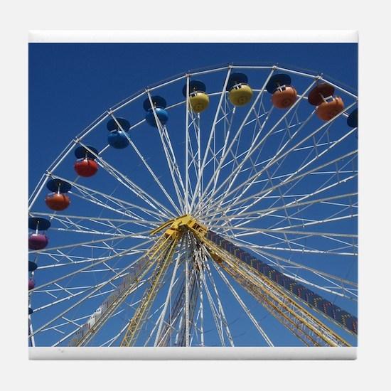 Ferris Wheel Tile Coaster
