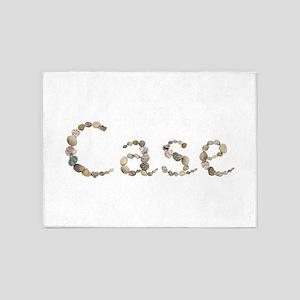 Case Seashells 5'x7' Area Rug