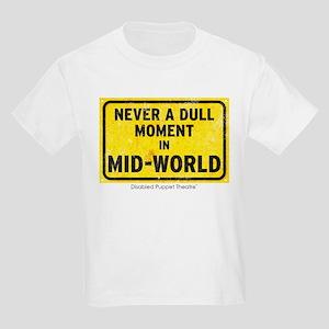 Dull Moment - Kids Light T-Shirt
