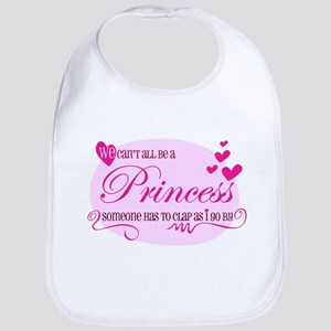 I'm the Princess Bib
