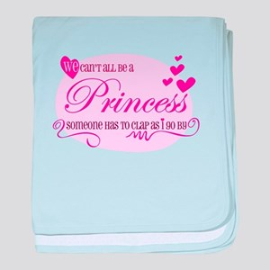 I'm the Princess baby blanket