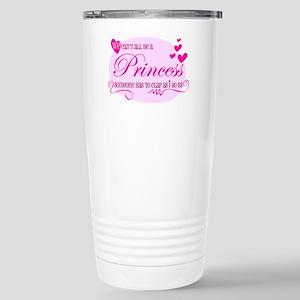 I'm the Princess Stainless Steel Travel Mug
