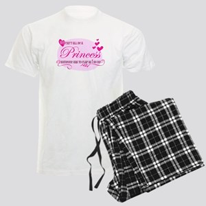 I'm the Princess Men's Light Pajamas