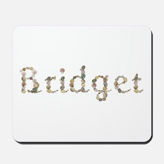 Bridget Seashells Mousepad