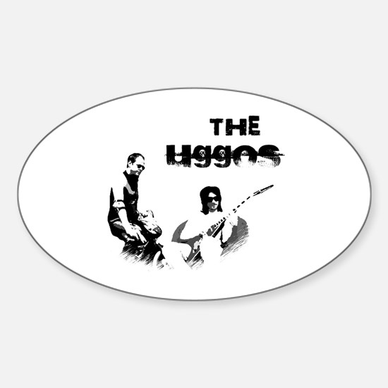 The Uggos Oval Decal