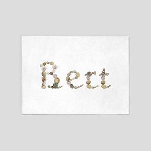 Bert Seashells 5'x7' Area Rug