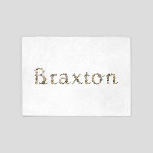 Braxton Seashells 5'x7' Area Rug