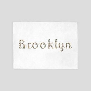 Brooklyn Seashells 5'x7' Area Rug