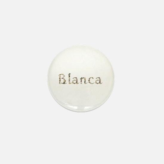 Blanca Seashells Mini Button