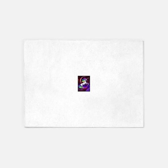 Unicorn 5'x7'Area Rug