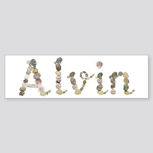 Alvin Seashells Bumper Sticker