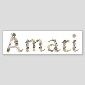 Amari Seashells Bumper Sticker